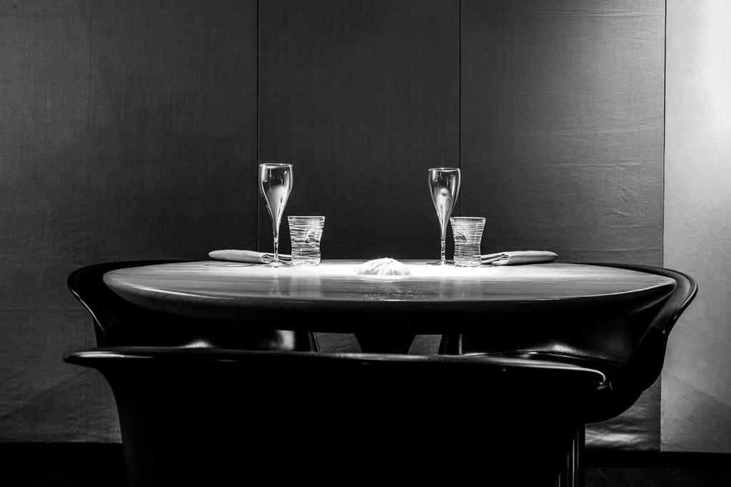 architettura di interni ristorante Le Calandre 10