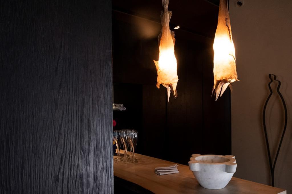 architettura di interni ristorante Le Calandre 12
