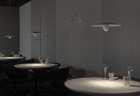 architettura di interni ristorante Le Calandre 2