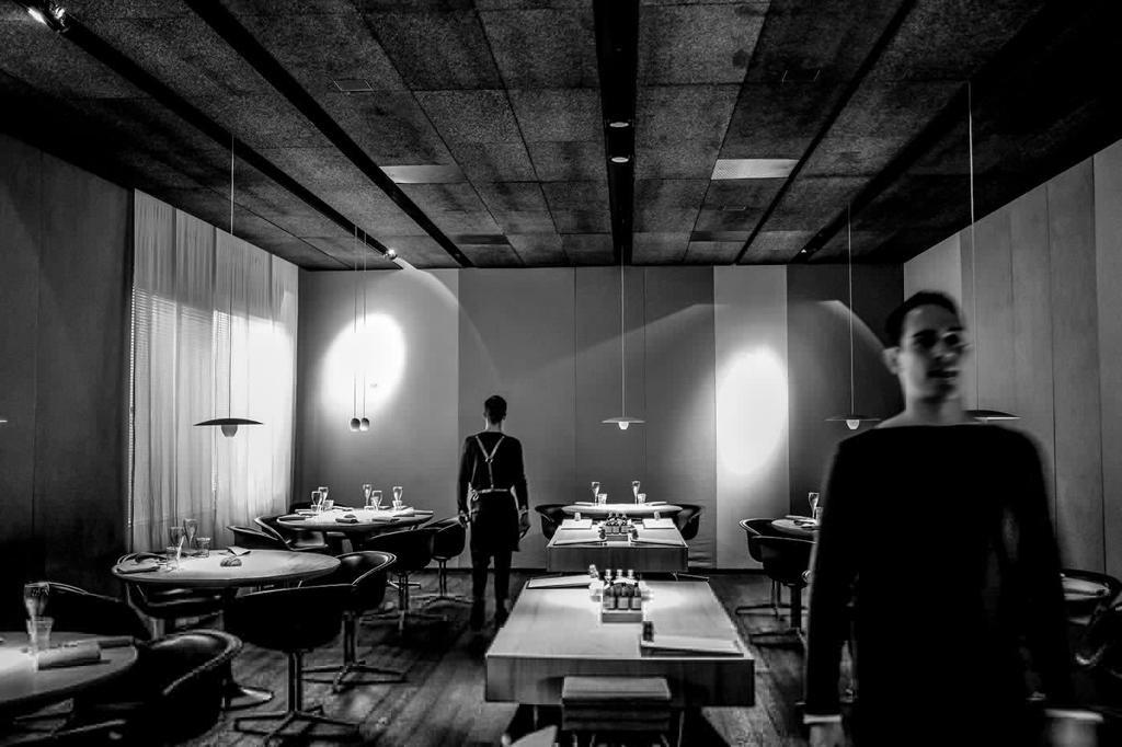 architettura di interni ristorante Le Calandre 3