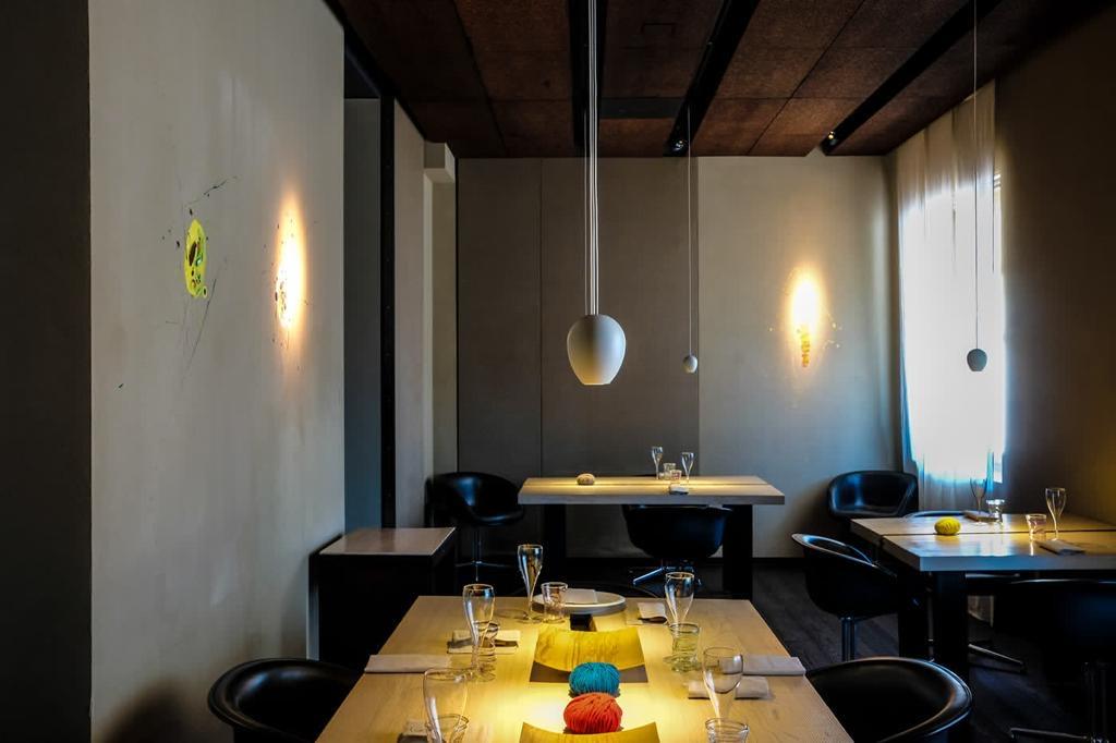 architettura di interni ristorante Le Calandre 7