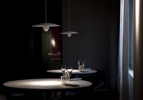 architettura di interni ristorante Le Calandre 8