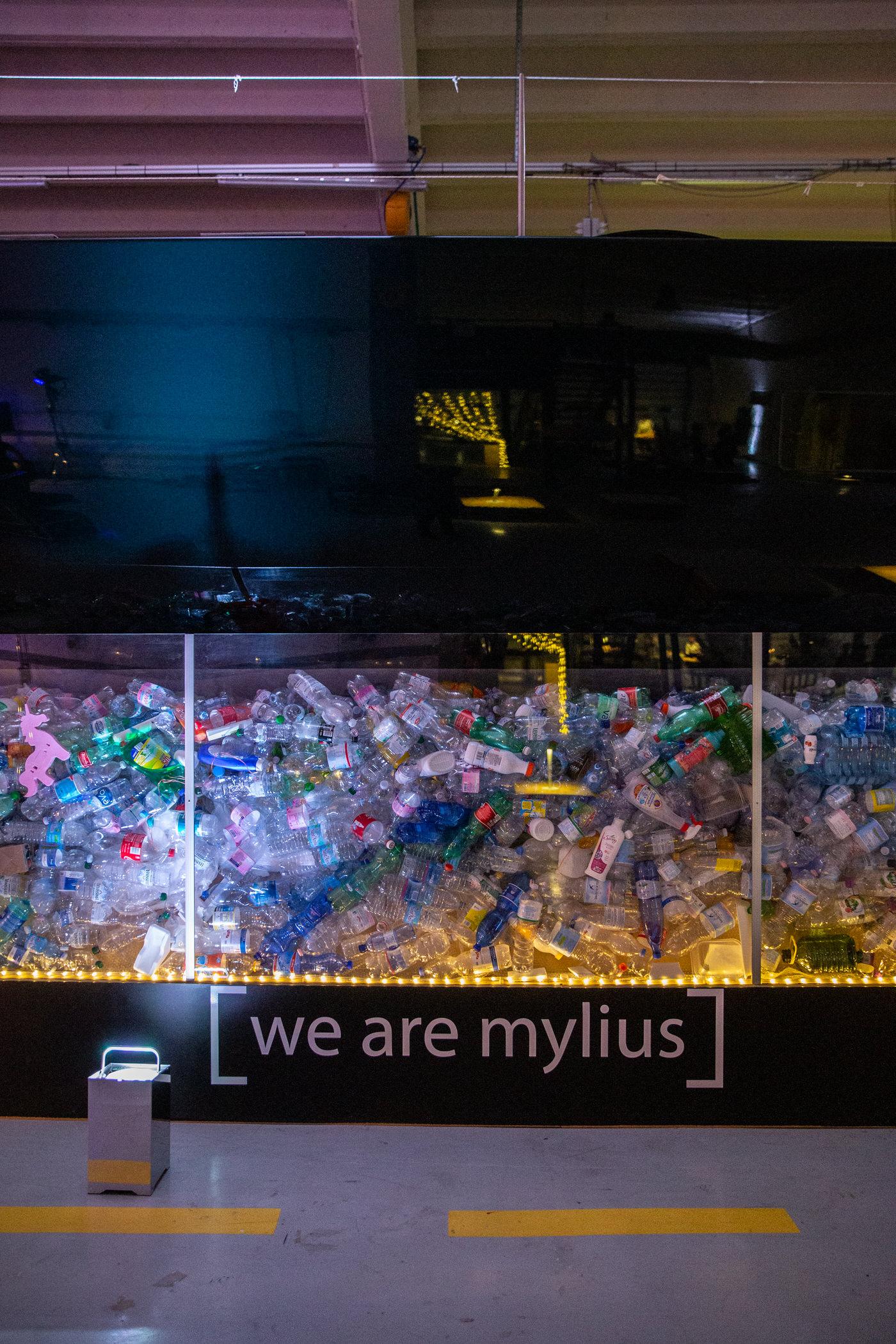 installazione we respect the ocean 11