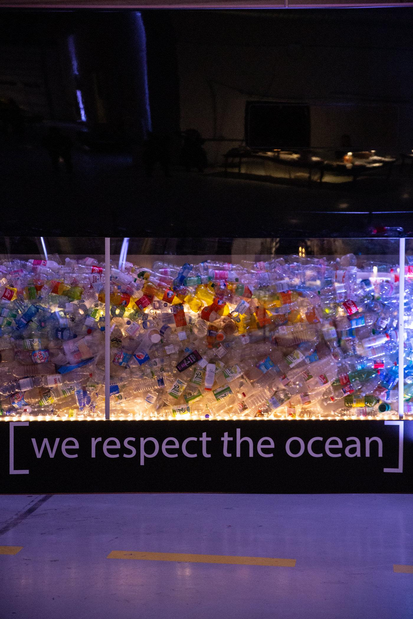 installazione we respect the ocean 8