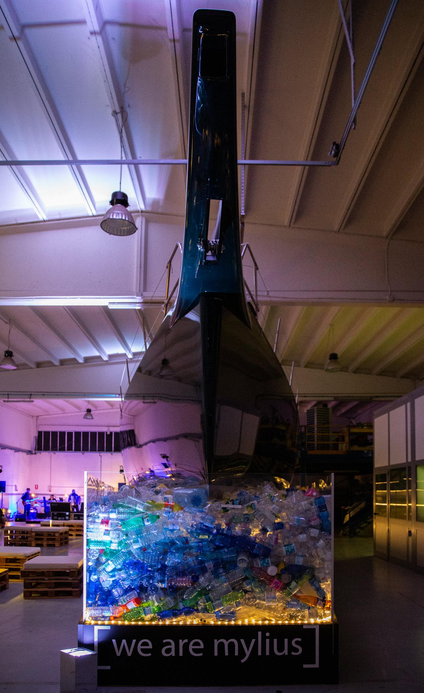 installazione we respect the ocean 9