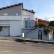 progetto architettura residenziale Castione 5