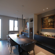 architettura di interni e arredamento appartamento via 4 novembre 20
