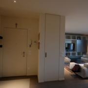 architettura di interni e arredamento appartamento via 4 novembre 22