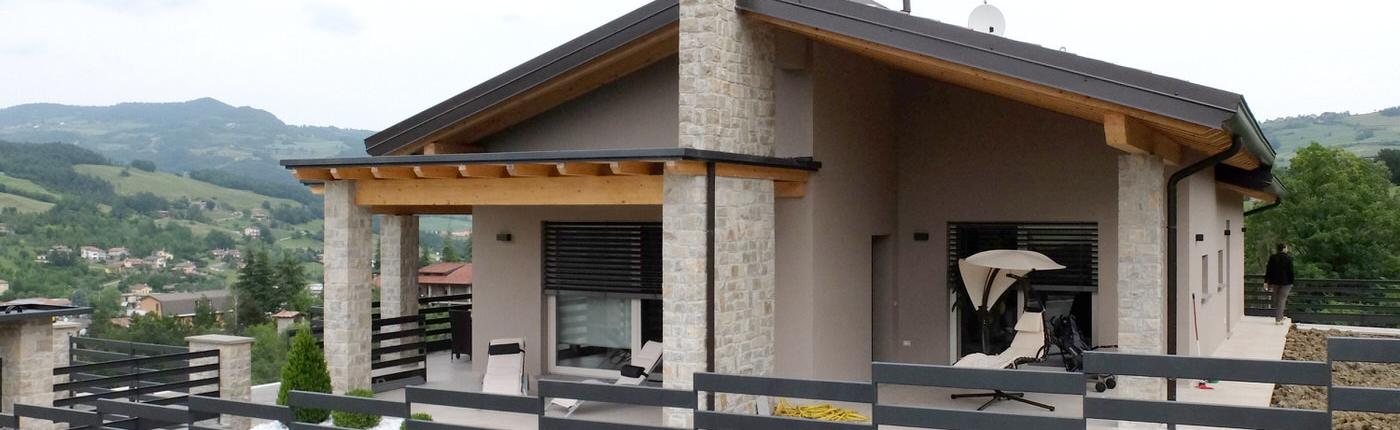 progetto architettura residenziale bettola 1-1