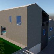 progetto Via dei Bazachi PC 3