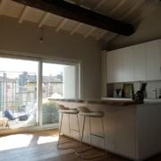 progetto architettura residenziale via neve 14