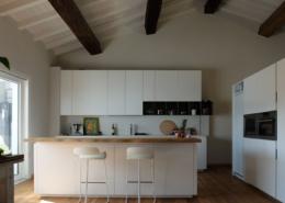 progetto architettura residenziale via neve 2