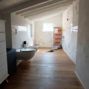 progetto architettura residenziale via neve 22