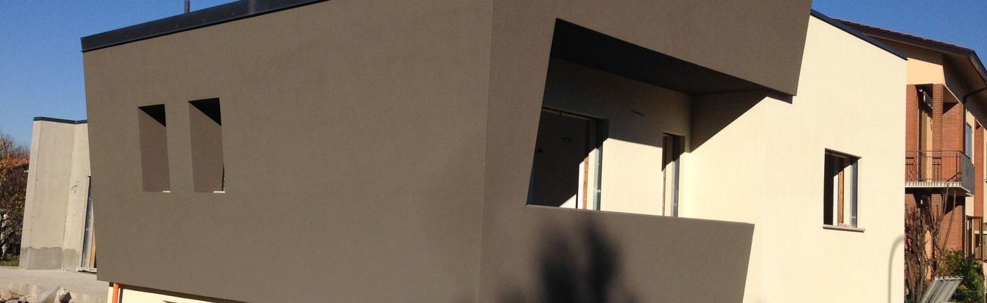 progetto architettura residenziale villa vigolzone 1