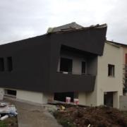progetto architettura residenziale villa vigolzone 4